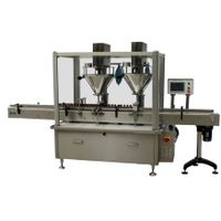 ZH-GZF500 Automatic Can Feeding Filling and Packing Machine thumbnail image
