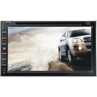 Car GPS DVD player, Universal/ 6.95 Inch/Full touch/1G+16G/DVD/MTK8327 Solution/Android 4.4.4 thumbnail image