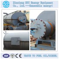 cheap price used tire pyrolysis machine