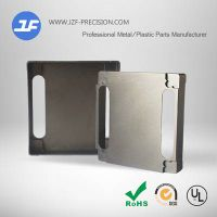 CNC machined aluminum parts for medical equipment shell/device