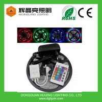 5050 RGB LED strips with romoter