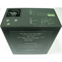 BB2590U 15Ah rechargeable lithium ion military battery pack