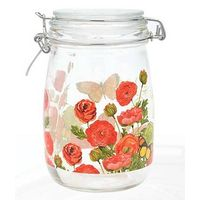 Hermetic Storage Glass Jar