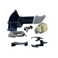 Extrusion and Injection Plastic ProfilesPlastic extrusion profile thumbnail image