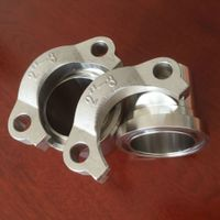 Prime quality Chinese SAE split flange halves designed to SAE J518C