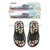 Reflexology Sandals - Massage Slippers; Acupressure Foot Massager; Foot Massager; Reflex Massage San