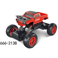 Electric 2.4G RC climb vehicle toy car 1:14 remote control climb pickup truck toy car kids car gift