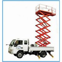 truck mounted scissor lift