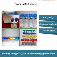 98% Purity AOD 9604 HGH Fragment Peptide 176-191 Steroids Hormones CAS 221231-10-3