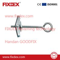 Cavity Fixings Spring Anchor Toggle Bolt With C-Hook thumbnail image