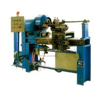 Spring washer machine