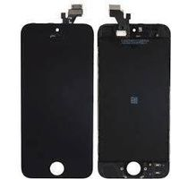 For iPhone 5c LCD digitizer assembly touch screen glass display replacement original new black