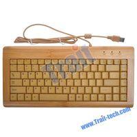 Bamboo Keyboard and Mouse Combo thumbnail image