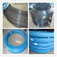 Oil Tempered Spring Alloy Steel Wire in Coils/steel spring wire