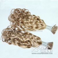 Cooper Wigs Straight Nail U Tip Machine Made Remy Human Hair Extensions thumbnail image
