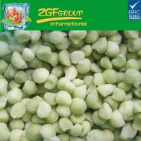 frozen IQF honeydew melon