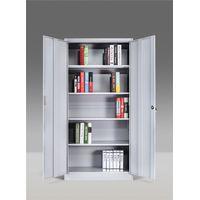 Modern Design Foldable 2 Door Metal Filing Cabinet