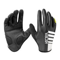 Full Finger Breathable Bike Gloves Customized Bicycle Cycling Riding Gloves thumbnail image