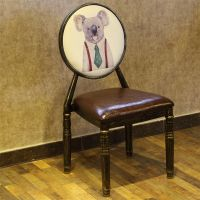 Cheaper metal steel hotel chair