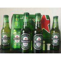 Heineken Lager Beer 25cl x 24 Glass Bottles