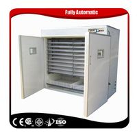 Fully Automatic Poultry Chicken Incubator for 3168 Eggs