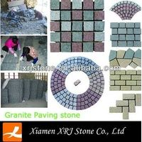 granite pavement