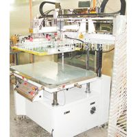 Semi-automatic screen printing machine/Vertical flat screen printing machine thumbnail image