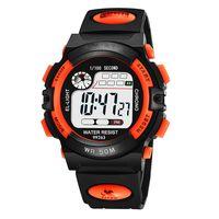 skmei children digital watch sport wrist watch clock quartz wristwatch