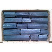 Sawdust charcoal briquette