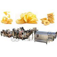 Automatic Potato Chips Making Machine On Sale thumbnail image