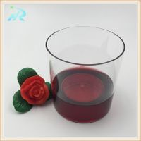Shatterproof Upscale Recyclable Glasses BPA-Free Personalized Engraved Plastic Whiskey Glasses Dispo thumbnail image