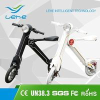 Foldable electric bike/scooter K1 36v 250w 8.8AH