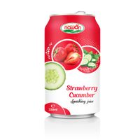 Sparkling Juice Strawberry Cucumber thumbnail image