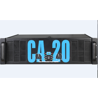 CA20 power amplifier big power