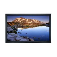Ally high quality fixed  frame soft screen