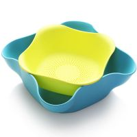 Ekoa Best Selling Fruit Bowl/plastic fruit basket fruit trays