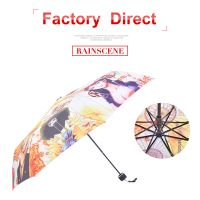 Classic one piece anime umbrella cartoon umbrella for sale