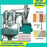 Mini Wheat Milling Machine Flour Mill
