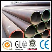 In stock factory price Astm A335 P5 material alloy pipe thumbnail image