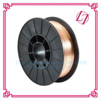 Copper Coated CO2 Gas Shielded SOLID WELDING WIRE AWS ER70S-6, SG2