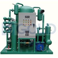 ZJC-T Series Turbine Oil Filtration Machine