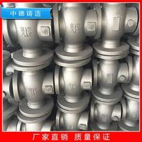 Sand iron castings