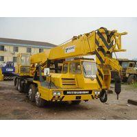 Used Crane Tadano TG250, TL250, TL250E, TL300E, TG300E, TG350E, TG450E, GT550E, TG550E, TG650E, GT65 thumbnail image