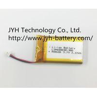 OEM 3.7V 603048 900mAhLi-Polymer Battery