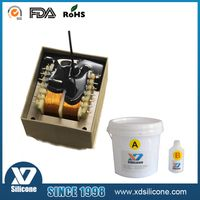 High quality potting silicone rubber for electronic potting