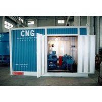 China CNG compressor, storage cylinder, dispenser thumbnail image