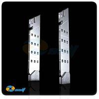 EM-V8 Fashional transparent acrylic library and bood store security eas em system alarm antennas