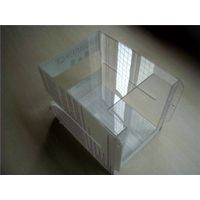 Custom made polycarbonate electric enclosure with high quality
