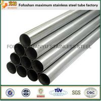 Round ERW Welded Steel Tube/Pipe Price