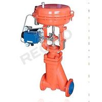 The 10P50F Series single-seat fluorine lined control valve thumbnail image